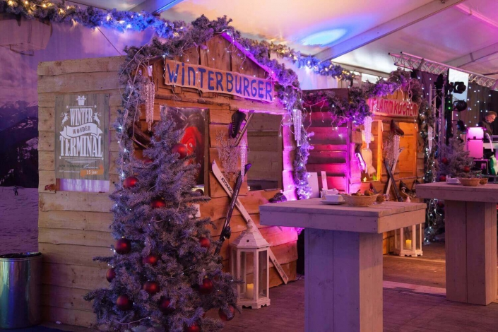 Winter Festival, winter feest, winter wonderland