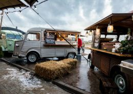 Winterfestival foodtrucks