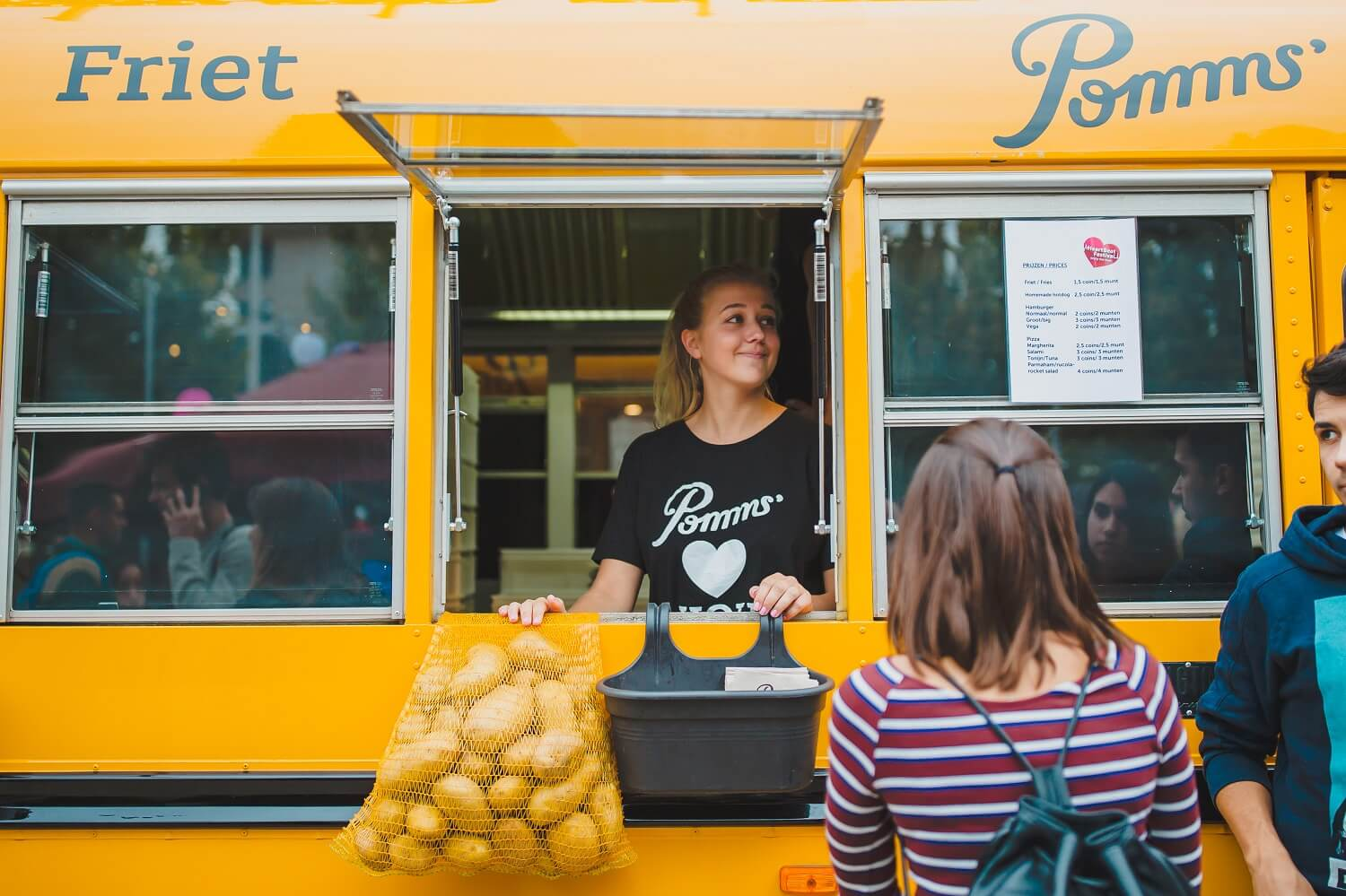 Zomerfestival- food, drinks and foodtrucks